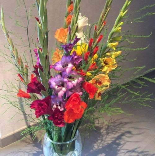 Composition de bouquet